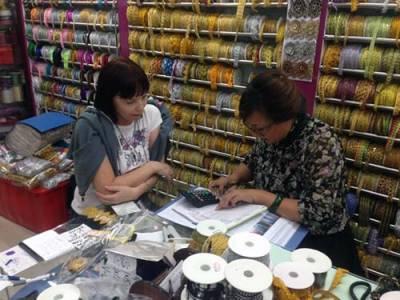 Поставщик из Китая, ленты из Китая,рынок футьен, город иу