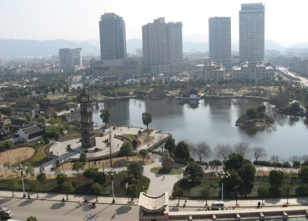 Город Иу, доставка из Китая в россию, перевозки из китая, товары из китая оптом
