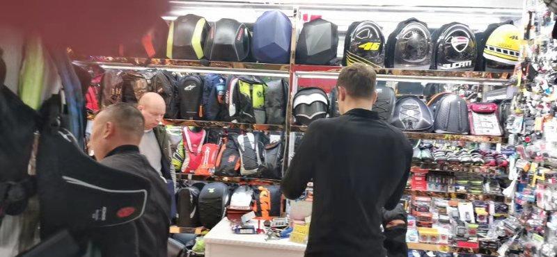 Спортивные рюкзаки и экипировка
