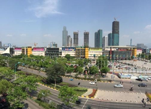 рынок Футьен,  Город Иу, доставка из Китая в россию, перевозки из китая, товары из китая оптом