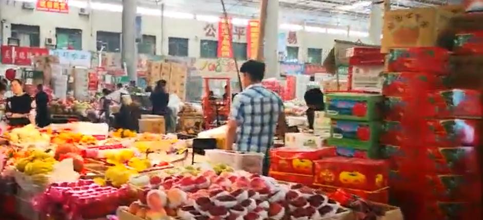Точка продажи фруктов 1