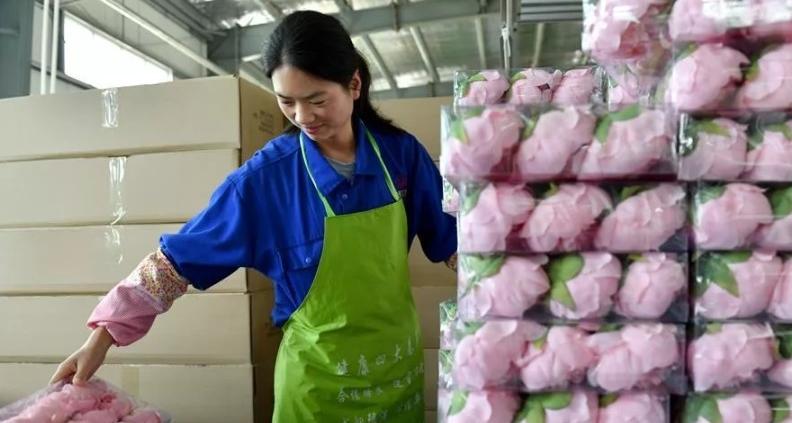 Искусственные цветы из Китая оптом поставщики из Китая